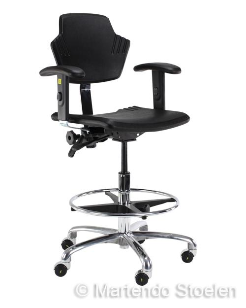 Score werkplaatsstoel Spirit 1501 Cleanroom