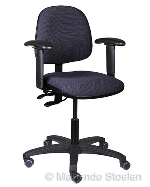 Werkstoel Score Ergo 2300 met armleggers ACTIE