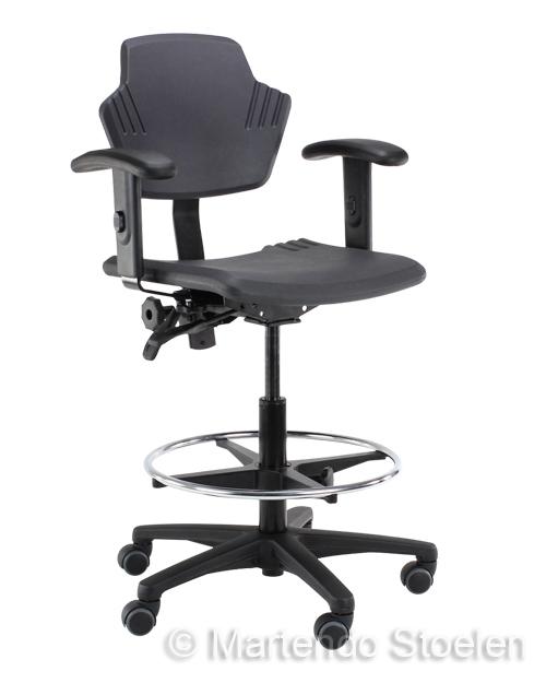 Werkstoel Score Spirit 1501 PU, betaalbare kwaliteit