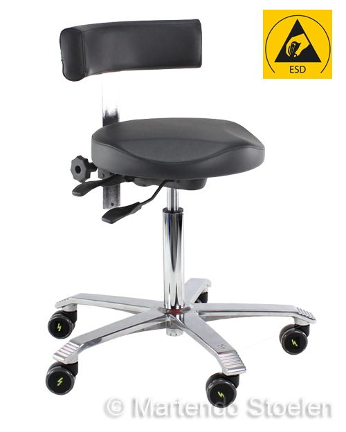 Score Werkstoel Medical 6321 ergo shape ESD