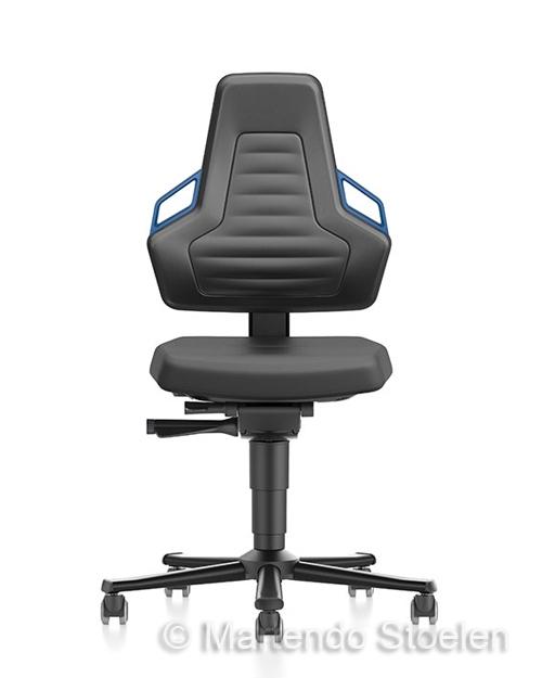 Werkplaatsstoel Bimos Nexxit 2 met wielen