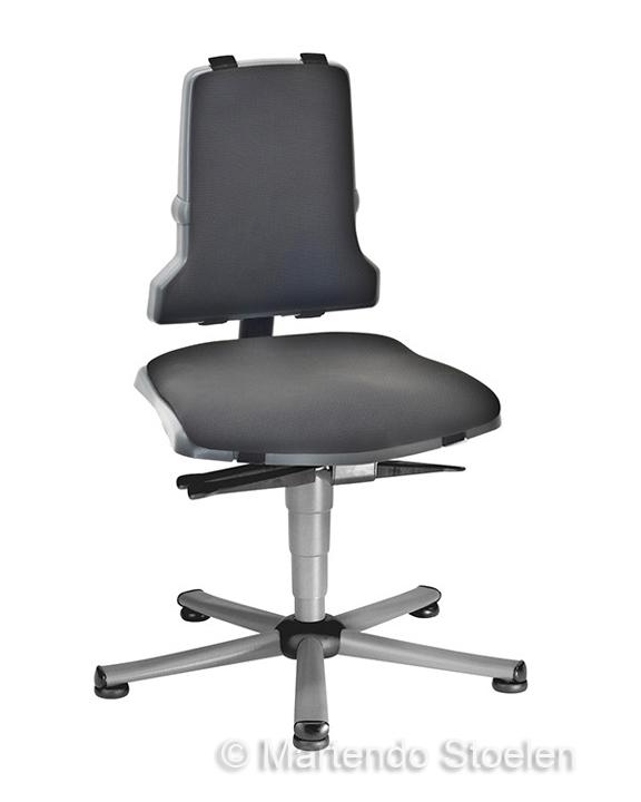 Werkplaatsstoel Bimos Sintec 1 permanentcontact +  zitneig