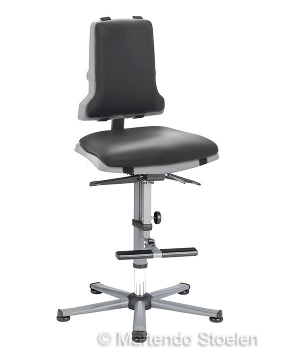 Werkplaatsstoel Bimos Sintec 3 permanentcontact + zitneig