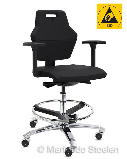 Score werkplaatsstoel At Work 4401 ESD