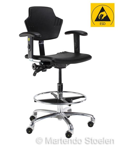 Score werkplaatsstoel Spirit 1501 ESD