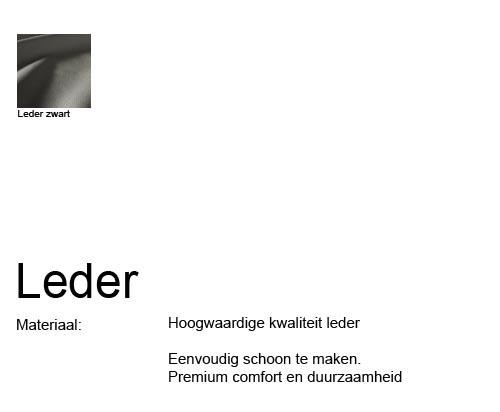 24-Uurs Stoel Iron Horse 4000 Leder