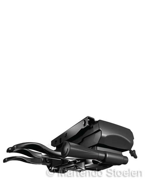 24-Uurs Stoel Iron Horse 5000 Leder