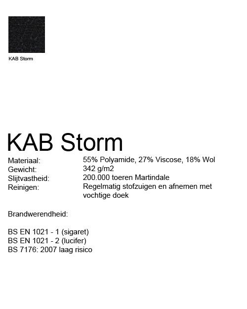24-Uurs Stoel KAB Director