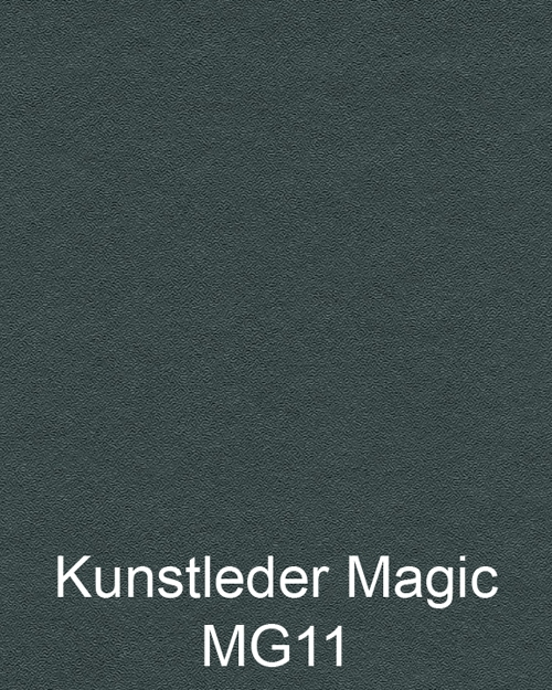 Bimos Neon Kussenset Kunstleder Magic Grijs