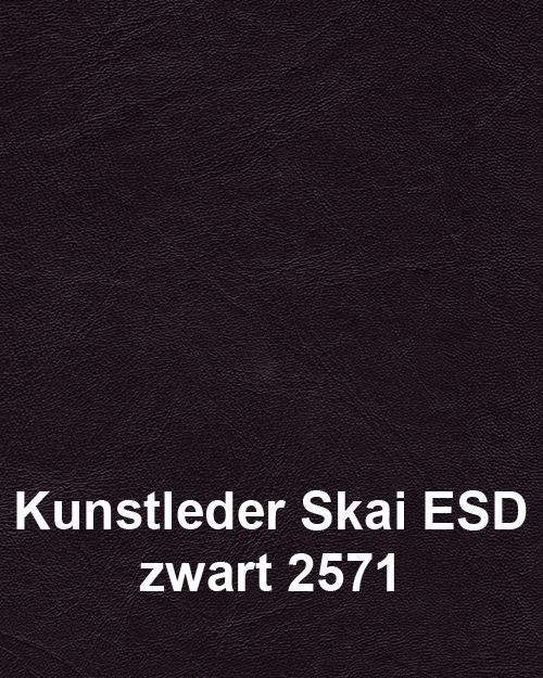 Bimos Sintec Kussenset Kunstleder Skai ESD zwart