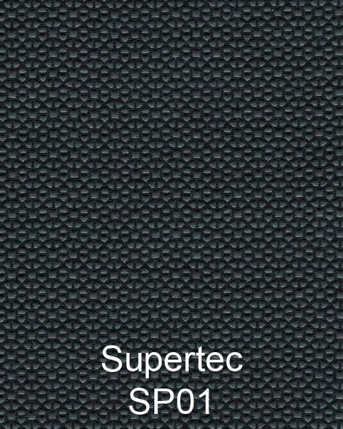 Bimos Sintec Kussenset Supertec ESD zwart