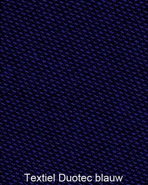 Bimos Sintec Kussenset Textiel Duotec blauw