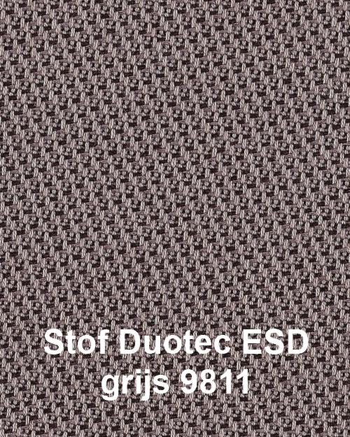 Bimos Sintec Kussenset Textiel Duotec ESD grijs