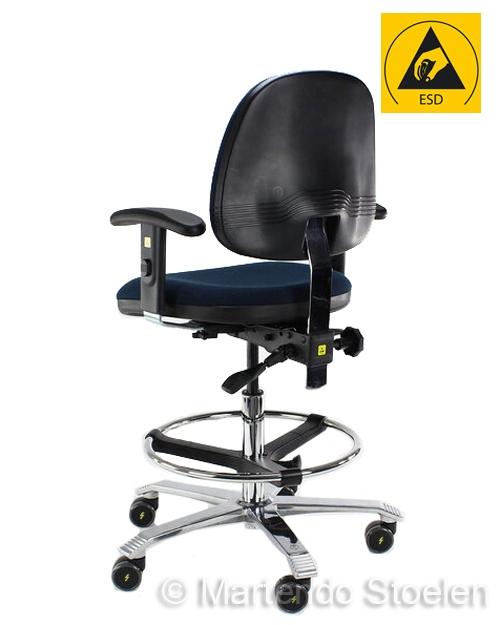 ESD Werkstoel Score Ergo 2301 ESD
