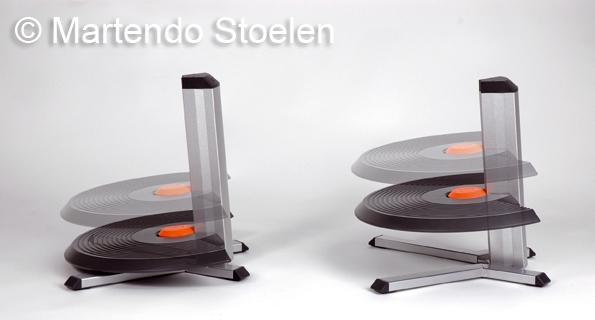 Score Voetensteun Discus 250 T voetbediend 15-25 cm.