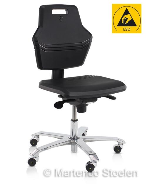Score werkplaatsstoel At Work 4400 Cleanroom
