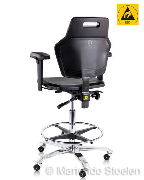 Score werkplaatsstoel At Work 4402 ESD