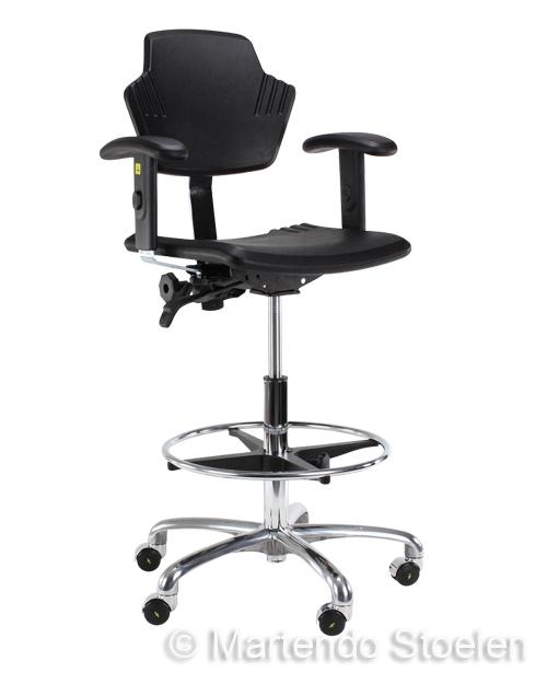 Score werkplaatsstoel Spirit 1502 Cleanroom