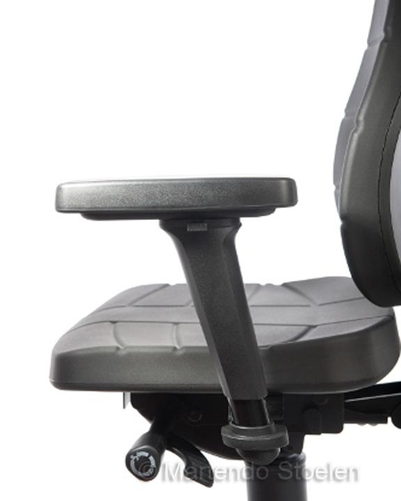 Werkstoel Bimos All-In-One Highline 1 met glijders