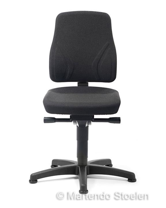 Werkstoel Bimos All-In-One Trend 1 met glijders