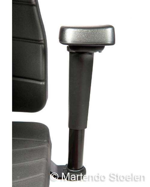 Werkstoel Bimos All-In-One Trend 2 met wielen