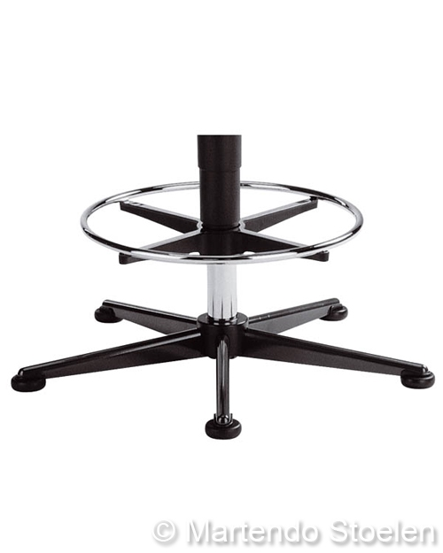 Werkstoel Bimos Sintec 1 synchroontechniek met glijders