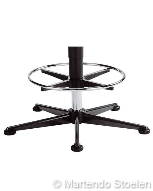 Werkstoel Bimos Sintec 3 permanentcontact+zitneig+opstaphulp
