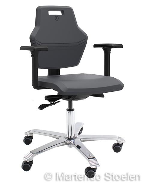 Werkstoel Score At Work 4400, robuuste werkstoel