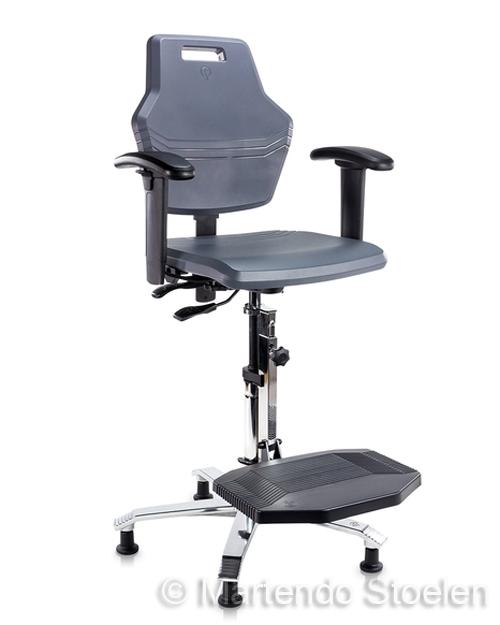 Werkstoel Score At Work 4408, robuuste werkstoel