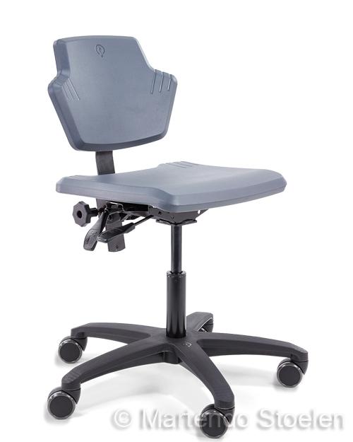 Werkstoel Score Spirit 1500 PU, betaalbare kwaliteit