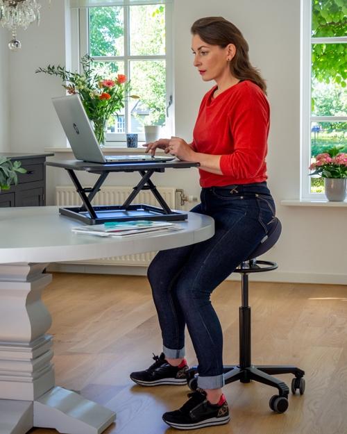 Zadelzitting Score Amazone Office Balance