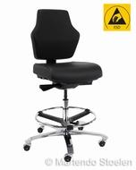 Score Werkstoel At Work ESD 01, standaard met schuifzitting