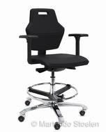 Score werkplaatsstoel At Work 4401 Cleanroom
