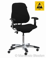 ESD Werkstoel Score 5000 Line Verzwaard ESD