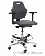 Werkstoel Score At Work 4401, robuuste werkstoel