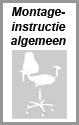 Score Werkstoelen Montage-instructie